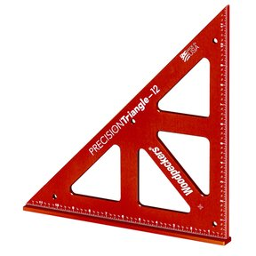 "OTT12"" PRECISION TRIANGLE - NO CASE"