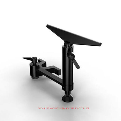 View a Larger Image of Outboard Turning Tool Rest Assembly