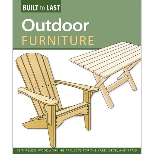 View a Larger Image of Outdoor Furniture (Built to Last)