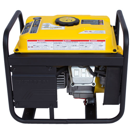View a Larger Image of P01201 Gas Powered 1200/1500 Watt Portable Generator