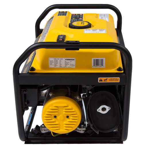 View a Larger Image of P03607 Gas Powered 3650/4550 Watt Portable Generator - CARB Compliant