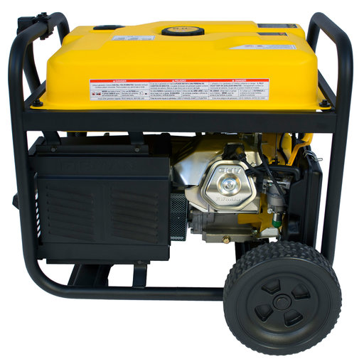 View a Larger Image of P05701 5700/7125 Watt Portable Gas Generator