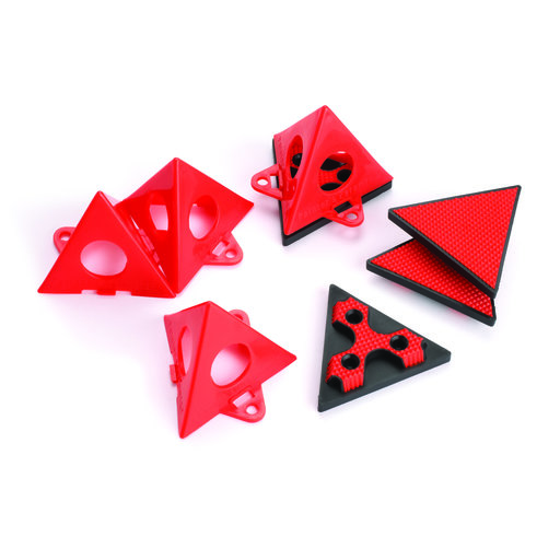 View a Larger Image of Painter's Pyramids and Grabbers, 4-Pack