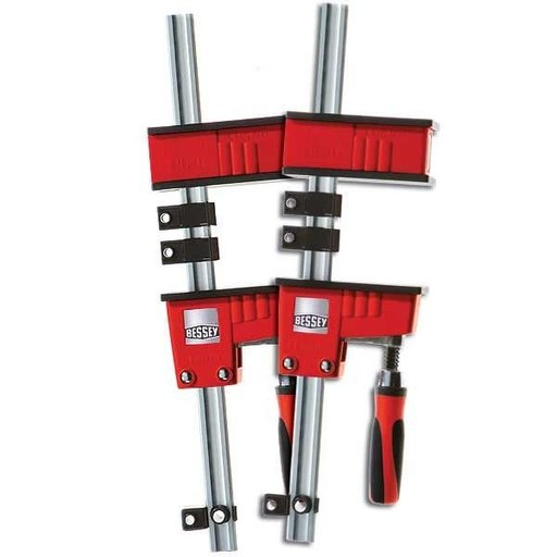 """View a Larger Image of Pair of 60"""" Vario REVO Sliding Jaw Parallel Clamp"""
