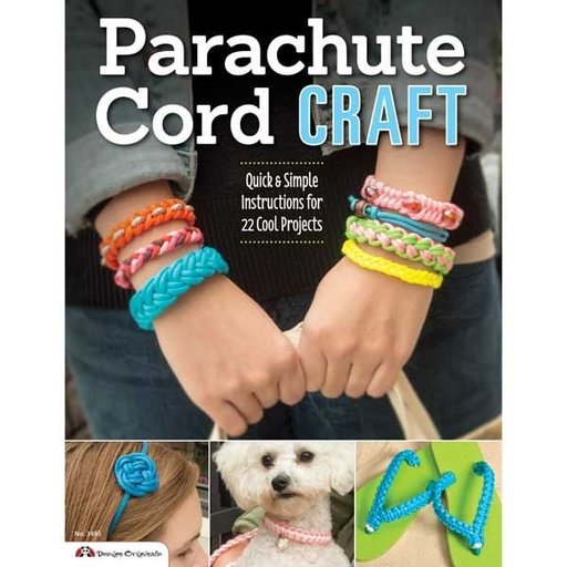 View a Larger Image of Parachute Cord Craft