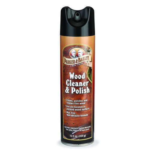 View a Larger Image of Wood Cleaner & Polish, 12.5 oz Aerosol
