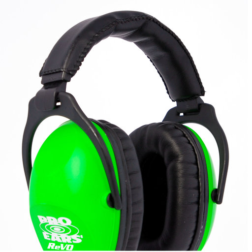 View a Larger Image of Passive ReVO - Neon Green