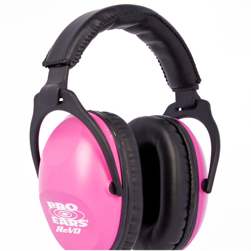 View a Larger Image of Passive ReVO - Neon Pink