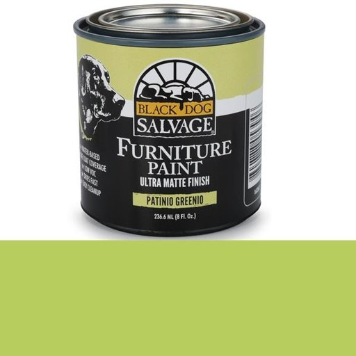 View a Larger Image of Patinio Greenio' - Green Furniture Paint, 1/2 Pint 236.6ml (8 fl. Oz.)
