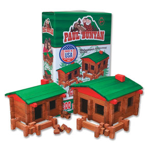 Paul Bunyan Deluxe 200 pc Set