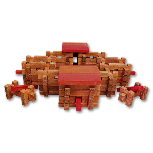View a Larger Image of Paul Bunyan Wilderness Fort 105 pc Set
