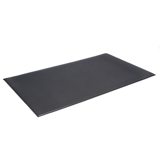 "View a Larger Image of Pebble Wear-Bonded Comfort-King 9/16"" 3'x5' - Steel Gray"