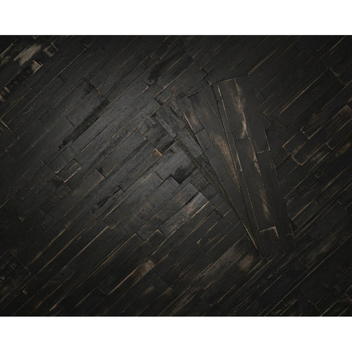 View a Larger Image of Peel & Press Real Wood Wall Paneling, Deep Space
