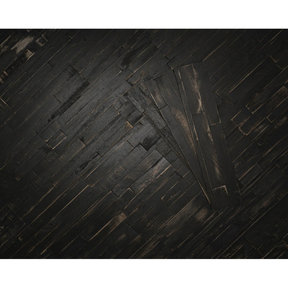 Peel & Press Real Wood Wall Paneling, Deep Space