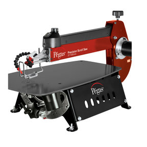 "21"" Scroll Saw Machine"