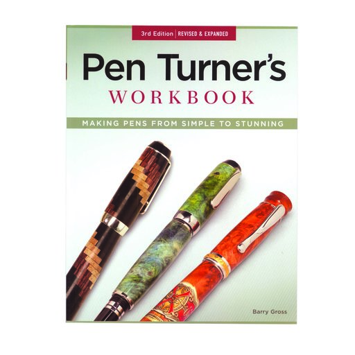 View a Larger Image of Pen Turner's Workbook 3rd Edition - Revised & Expanded