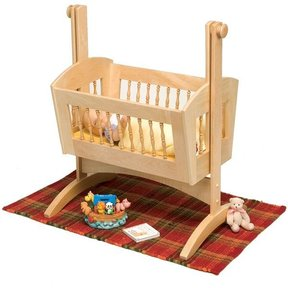 Pendulum Doll Cradle - Downloadable Plan