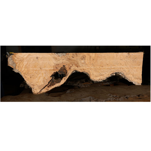 "View a Larger Image of Pequia (Caryocar Villosum) Slab 100"" x 28""  x 2"""