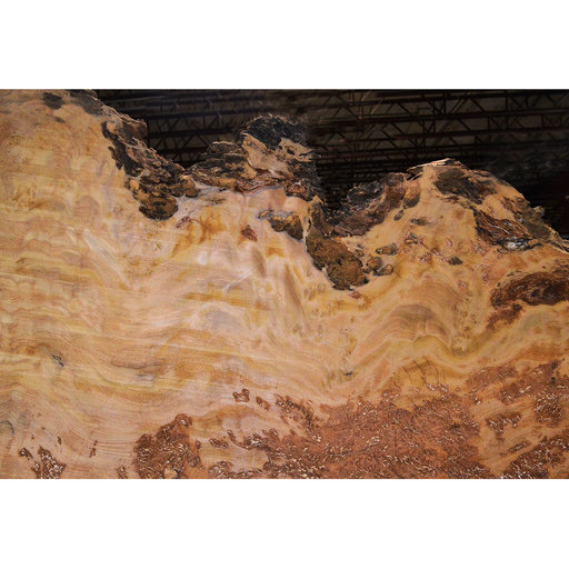 "View a Larger Image of Pequia (Caryocar Villosum) Slab 105"" x 34"" x 2"""
