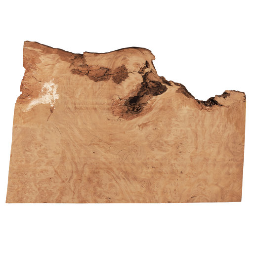 "View a Larger Image of Pequia (Caryocar Villosum) Slab 41""x23""x2"""