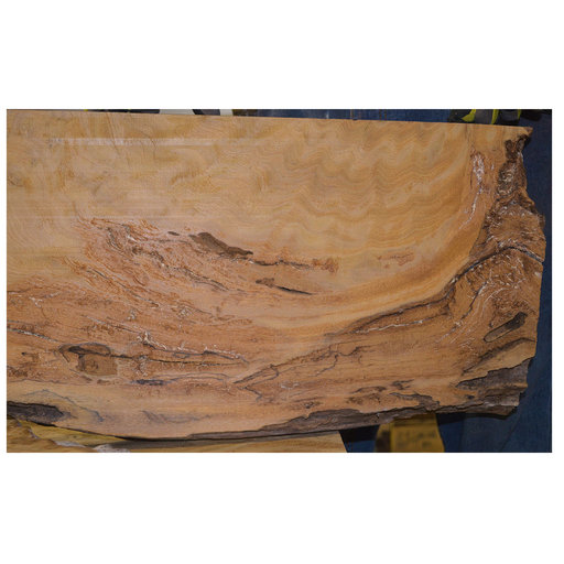 "View a Larger Image of Pequia (Caryocar Villosum) Slab 57-1/2"" x 11"" x 2"""