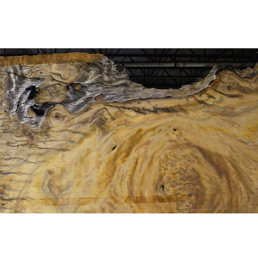 "View a Larger Image of Pequia (Caryocar Villosum) Slab 66-1/2"" x 35 x 2"""