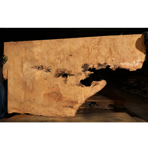 "View a Larger Image of Pequia (Caryocar Villosum) Slab 72"" x 52"" x 2"""