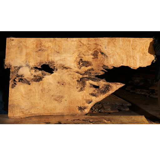 "View a Larger Image of Pequia (Caryocar Villosum) Slab 79"" x 49"" x 2"""
