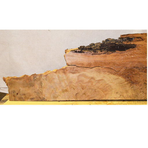 "View a Larger Image of Pequia (Caryocar Villosum) Slab 84"" x 16"" x 1-1/2"""