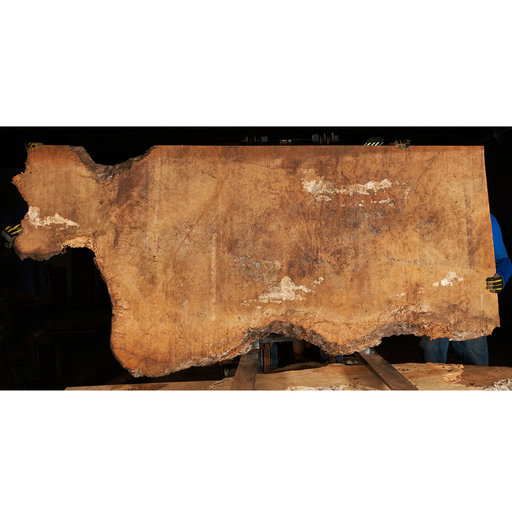 "View a Larger Image of Pequia (Caryocar Villosum) Slab 89"" x 48"" x 2"""