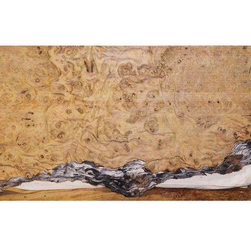 "View a Larger Image of Pequia (Caryocar Villosum) Slab 94"" x 24"" x 2"""
