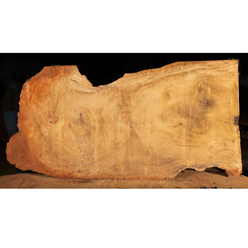 "View a Larger Image of Pequia (Caryocar Villosum) Slab 97"" x 47"" x 2"""