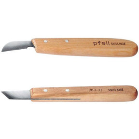 2 pc Chip Carving Set