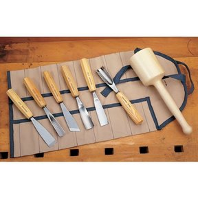 Carving Tool Sculpter's Full Size Set 8 piece