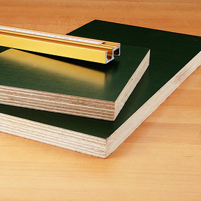 "Phenolic Faced Plywood 18mm-3/4"" x 24"" x 48"""