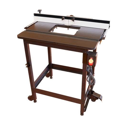 View a Larger Image of Phenolic Top Router Table Kit