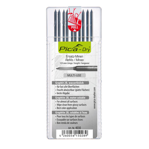 View a Larger Image of Pica DRY 4030 Graphite Refill
