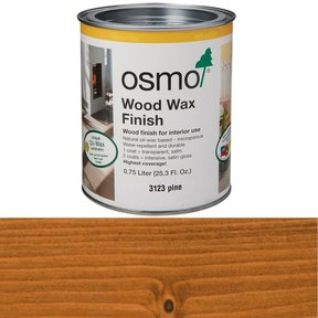 Pine Wood Wax 3123 Solvent Based .75 l