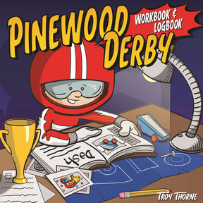 Pinewood Derby Workbook and Logbook