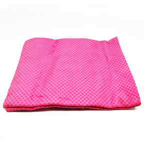 "Pink Cooling Towel 32"" x 16"""
