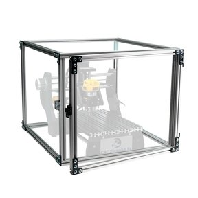Piranha CNC Safety Enclosure