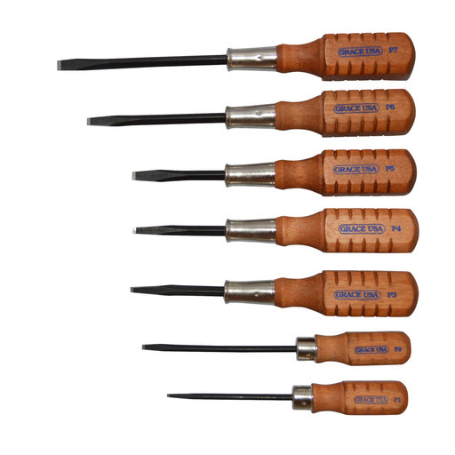 View a Larger Image of Pistolsmith Guncare Screwdriver Set