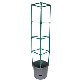 "Plant Tower Planter 15"" x 15"" x 58"""