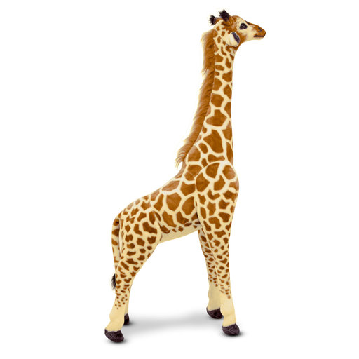 View a Larger Image of Plush Giraffe
