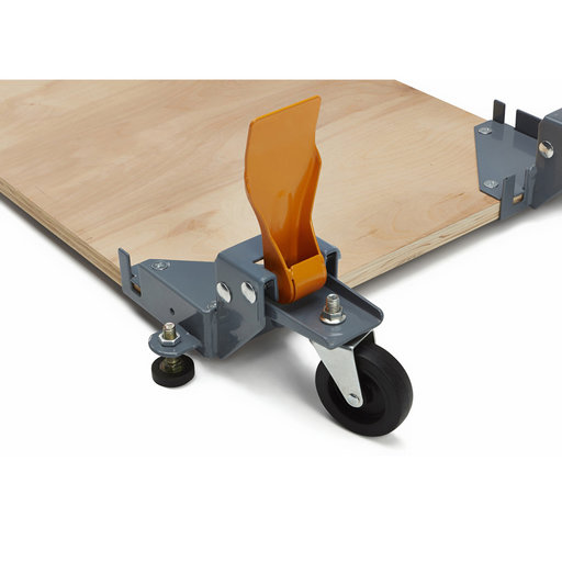 View a Larger Image of Plywood Mobile Base Kit, Model# PM-1100