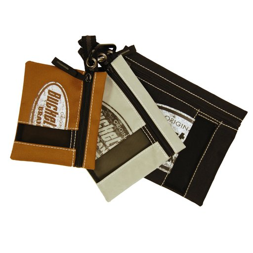 View a Larger Image of Poly Zipper Bags, 3 pieces