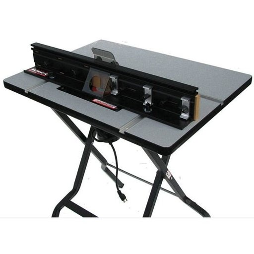 View a Larger Image of Portable Router Table, Floor Model 3100