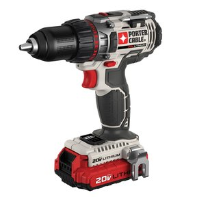 (NR)Porter Cable 20V Drill Driver