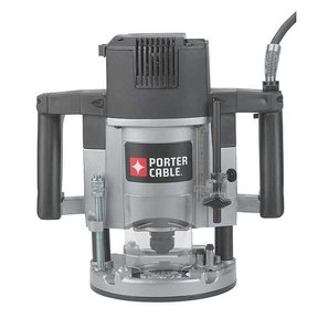 Porter-Cable 3-1/4 HP (Maximum Motor HP) 5-Speed Plunge Router, Model 7539