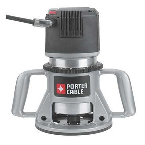 Porter-Cable 3-1/4 HP (Maximum  Motor HP) Single Speed Router, Model 7519